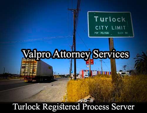 Turlock Registered Process Server