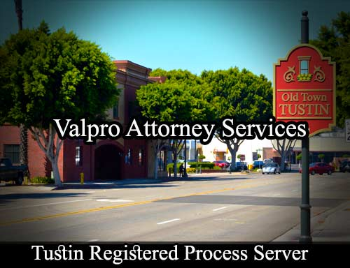 Tustin Registered Process Server