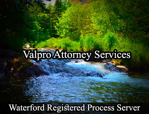Waterford Registered Process Server