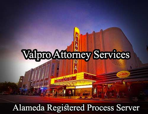 Alameda Registered Process Server
