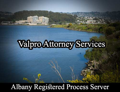 Albany Registered Process Server