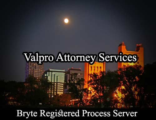 Bryte Registered Process Server