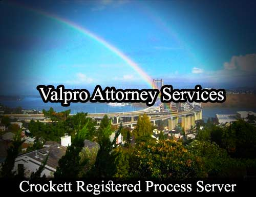 Crockett Registered Process Server