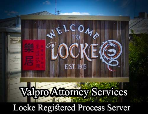 Locke Registered Process Server