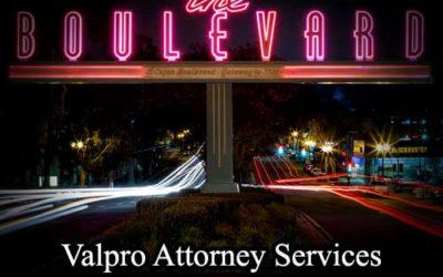 Boulevard California Registered Process Server