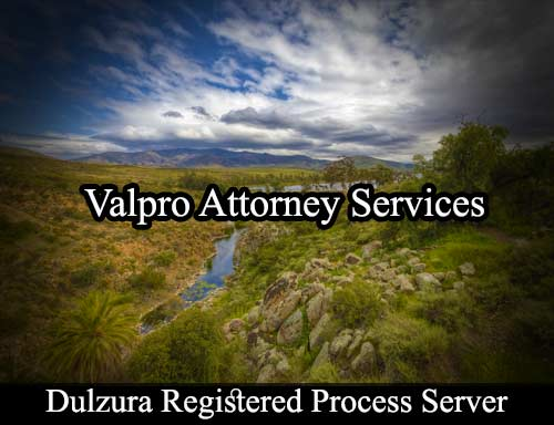 Dulzura California Registered Process Server