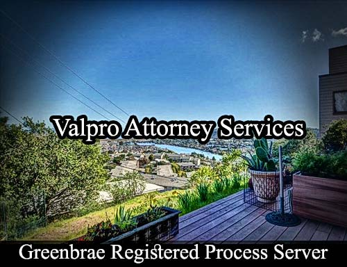 Greenbrae California Registered Process Server