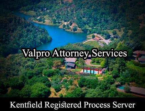 Kentfield California Registered Process Server