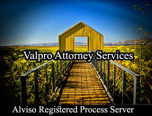 Alviso California Registered Process Server