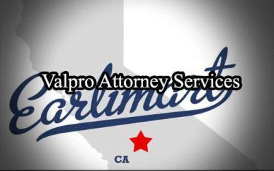 Earlimart California Registered Process Server