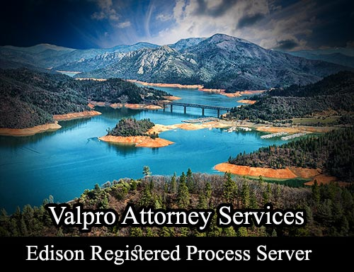 Edison California Registered Process Server