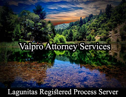 Lagunitas California Registered Process Server