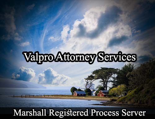 Marshall California Registered Process Server