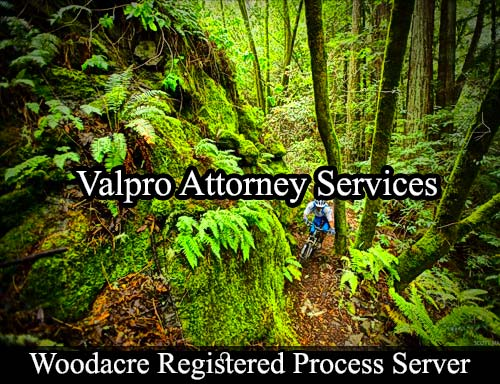 Woodacre California Registered Process Server