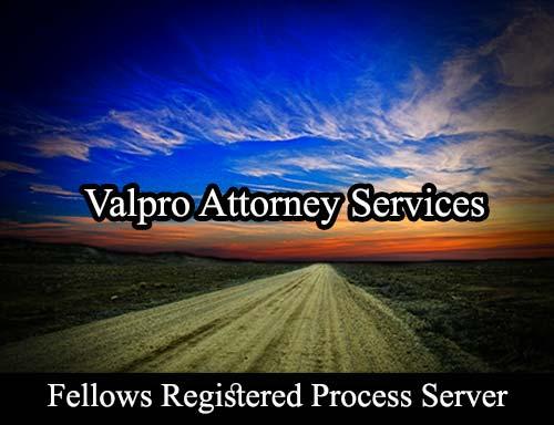Fellows California Registered Process Server