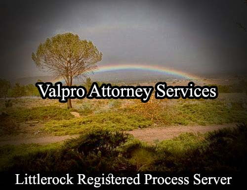 Littlerock California Registered Process Server