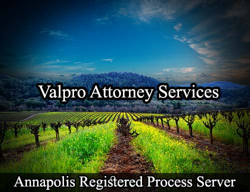 Annapolis California Registered Process Server