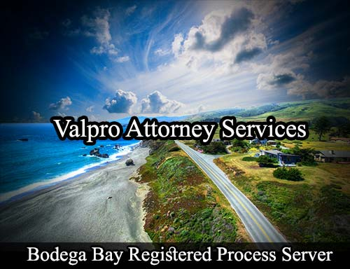 Bodega Bay California Registered Process Server