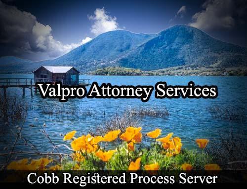 Cobb California Registered Process Server