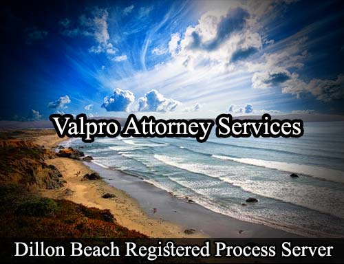 Dillon Beach California Registered Process Server