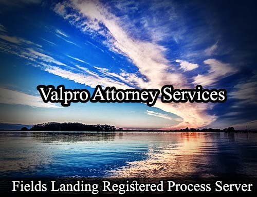 Fields Landing California Registered Process Server