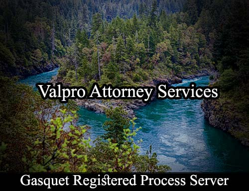 Gasquet California Registered Process Server