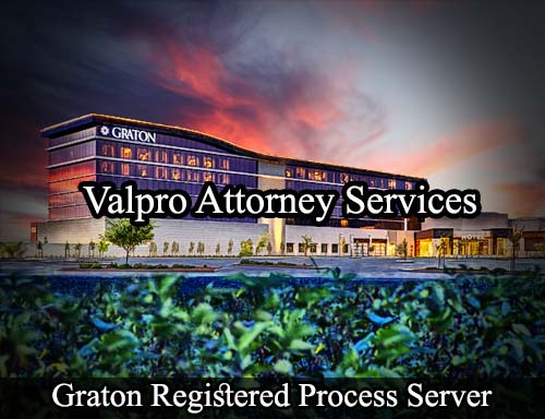 Graton California Registered Process Server