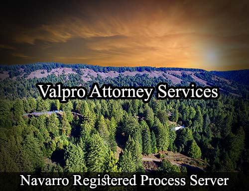 Navarro California Registered Process Server