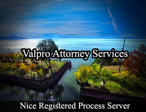 Nice California Registered Process Server