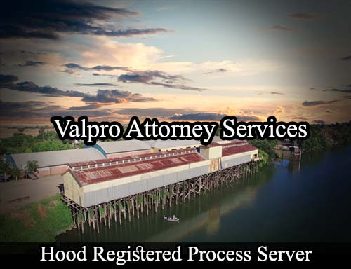 Hood California Registered Process Server
