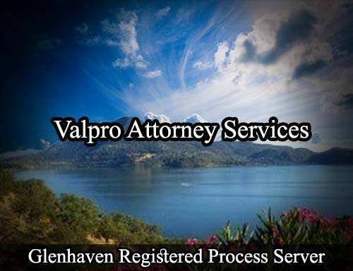 Glenhaven California Registered Process Server