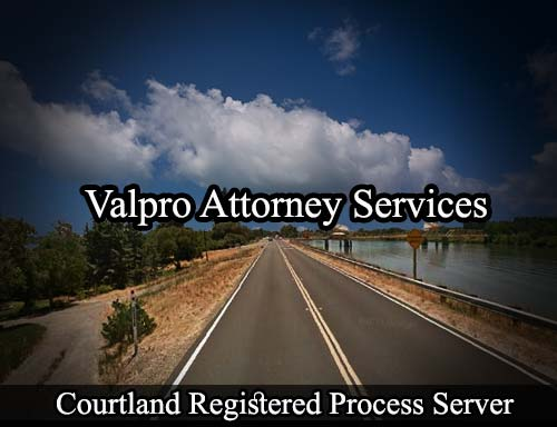 Courtland California Registered Process Server
